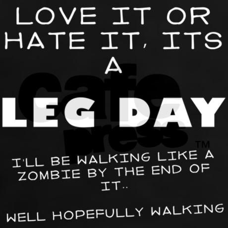 Leg day | Fitness quotes, Crossfit motivation, Leg day humor