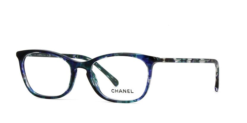 25a360d05a Chanel 3281 1490 Multi Blue Glasses