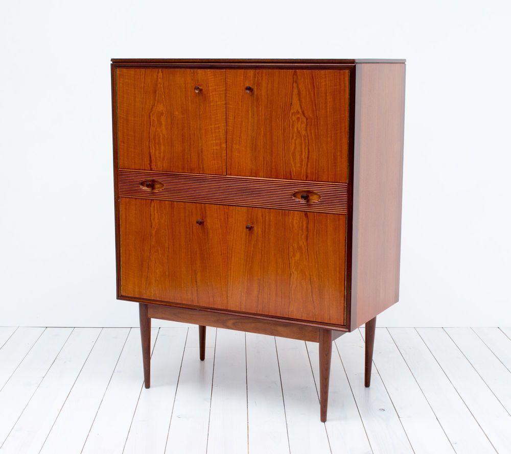Robert heritage hamilton drinks cabinet for archie shine ebay