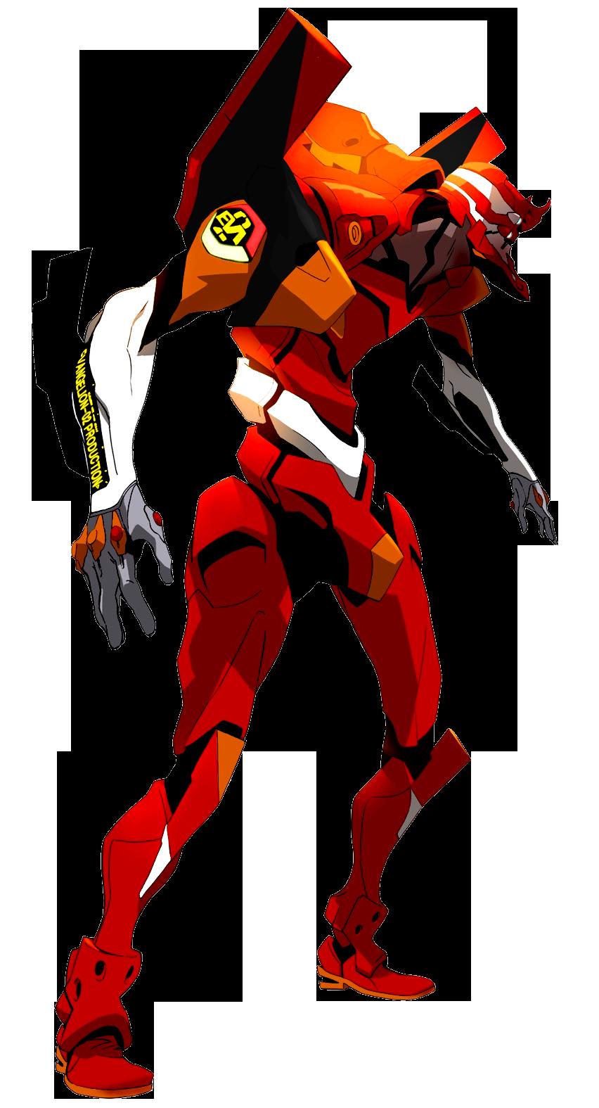 Evangelion Unit 02 Rebuild