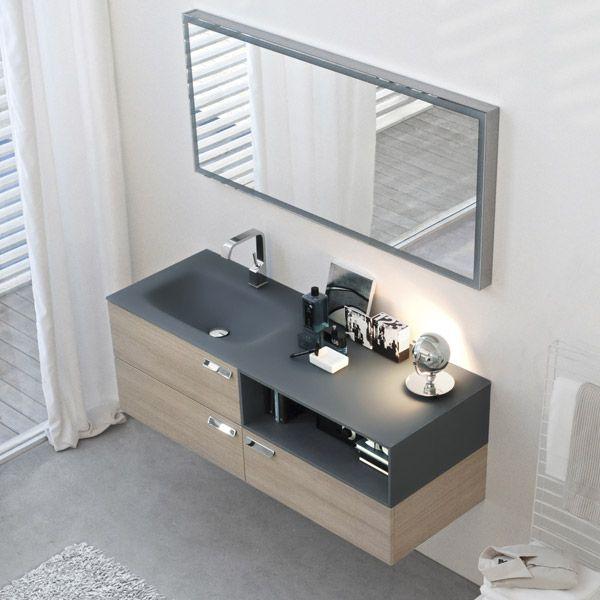 Composizione My Fly Evo 12 Mobile bagno, Design del