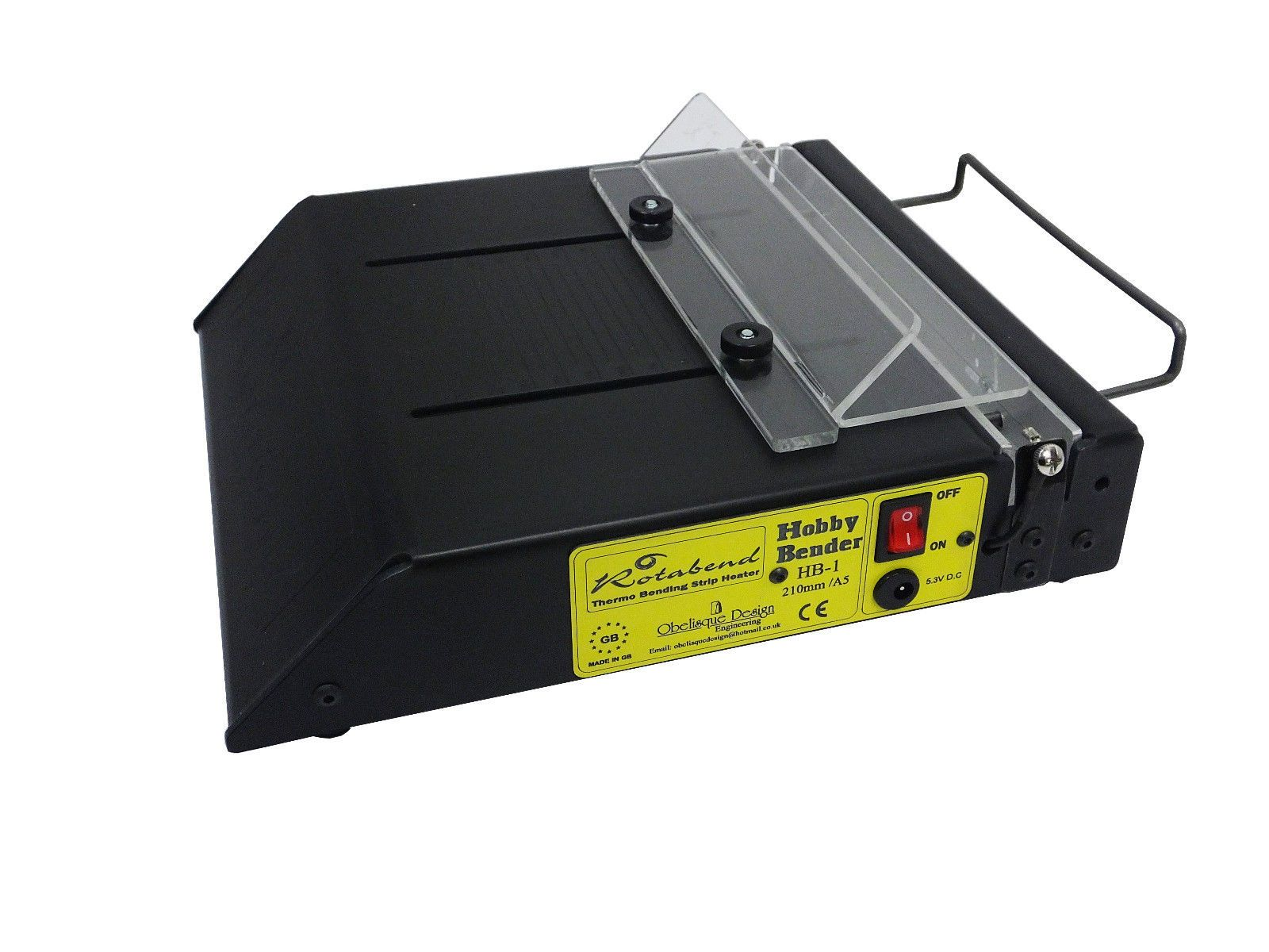 Acrylic Wire Bending Jig - WIRE Center •