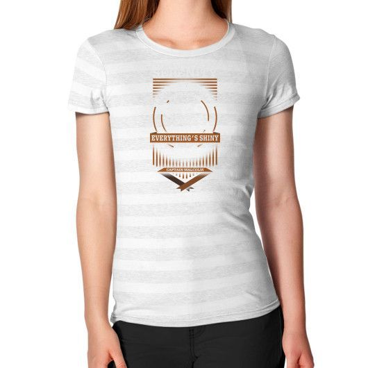 Serenity shipping Women's T-Shirt