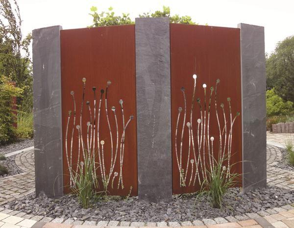 Objektwande Fences Walls Pinterest Fences And Gardens