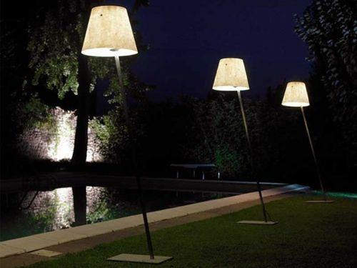 Stehlampe Garten Google Suche Outdoor Lighting Contemporary