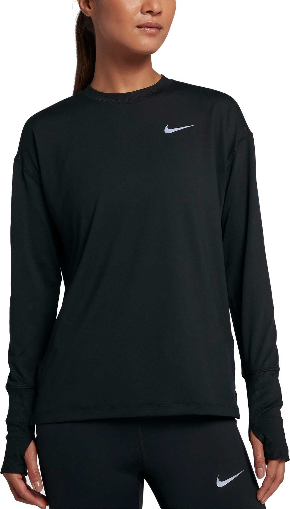 afae4aac Nike Women's Element Long Sleeve Running Shirt in 2019 | Products ...