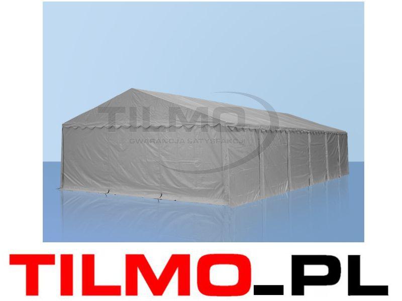 Wysoki Namiot Handlowy Magazynowy Pawilon 4x6m Xxl Namiot I Magazyn