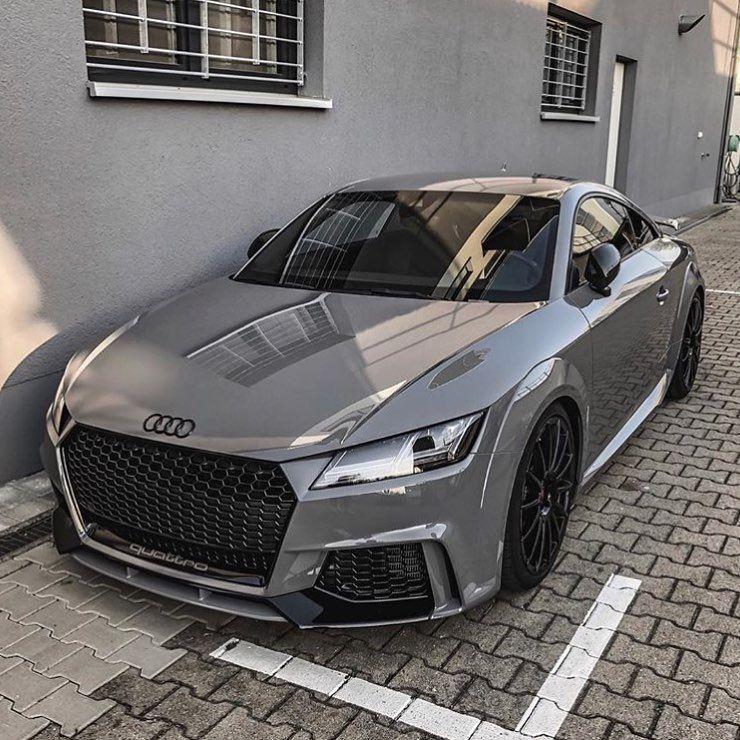 """Audi On Instagram: """"• Nardo TT RS 😱😈 Rate 1-10 👇 • 📷@rs"""