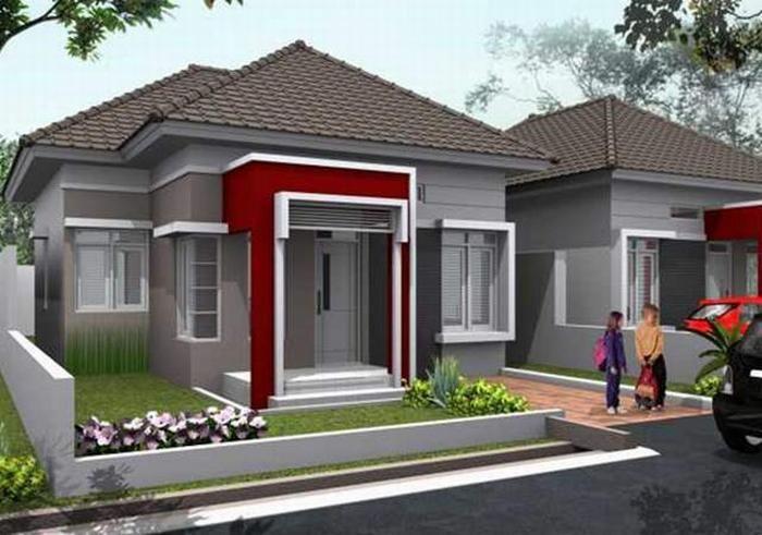 Home Design Type 70 Part - 19: Rumah Tipe 70 Modern · House Exterior DesignHouse ...