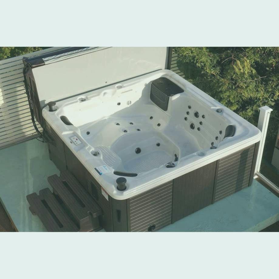 Baignoire Balneo 2 Places Leroy Merlin De La Semaine Outdoor Decor Tub Hot Tub
