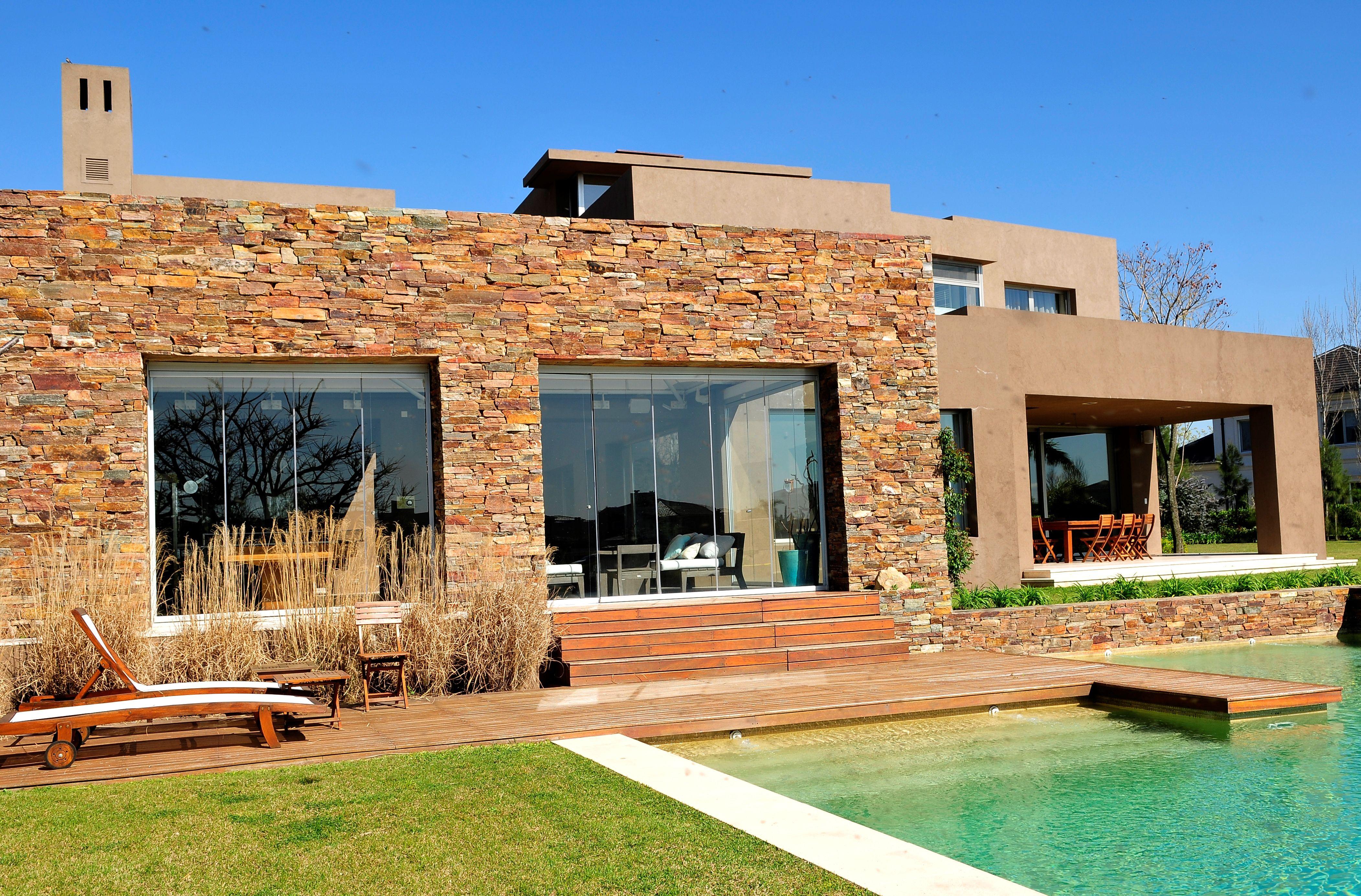 Arquitectura - Paisajismo - Ricardo Pereyra Iraola - Buenos Aires - Argentina - Nordelta - Casa