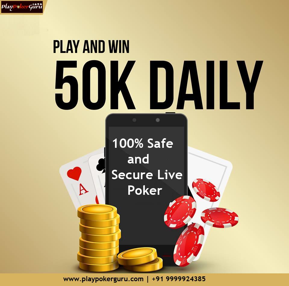 Live Cash Game running in SOUTH DELHI..!! 100 100... 10k