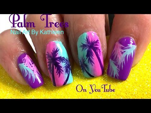 Easy Nail Art Design For Beginners 8 Summer Nails Nail Art Designs Summer Nail Art Summer Simple Nail Art Designs