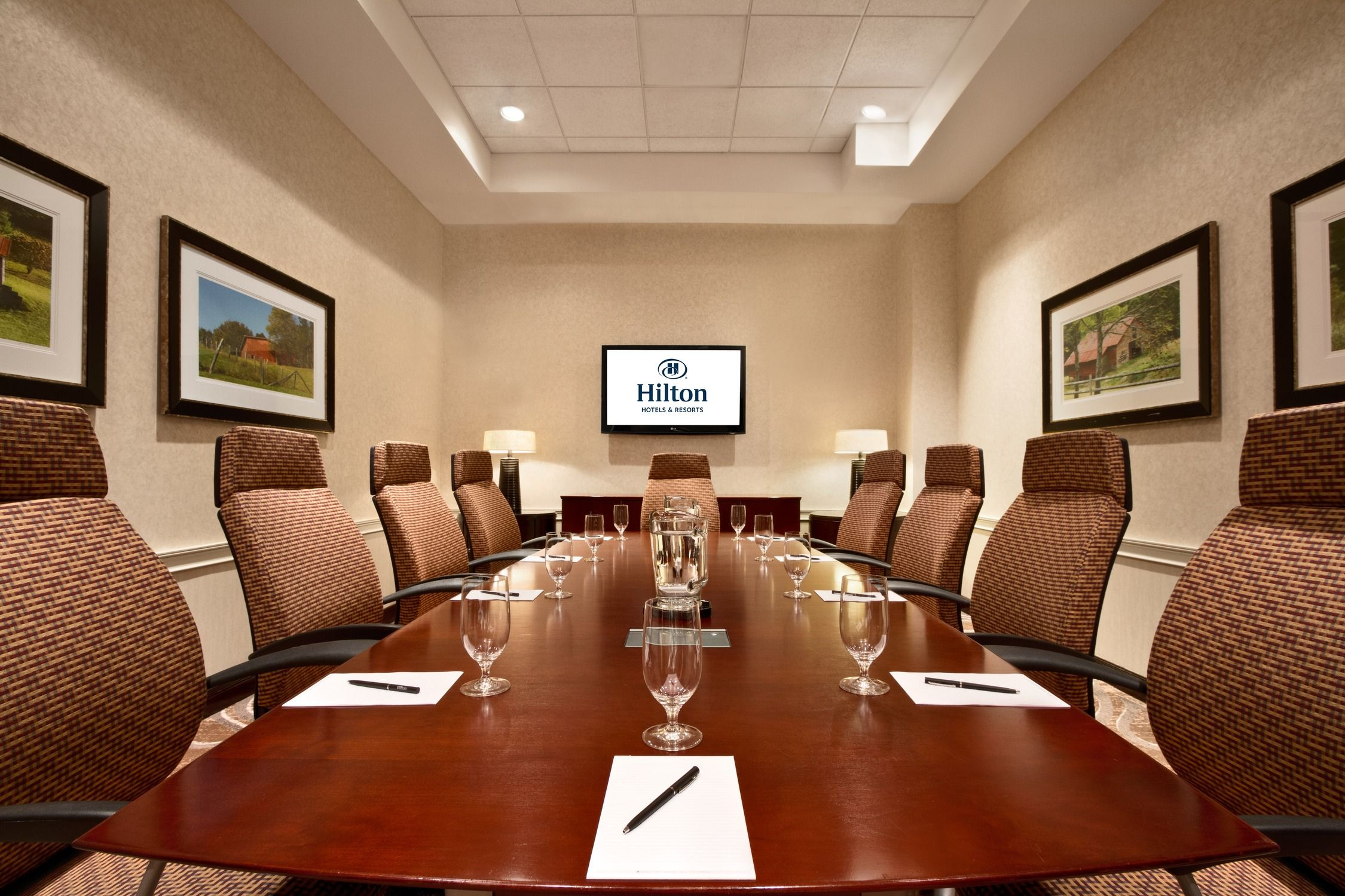 Empire Boardroom