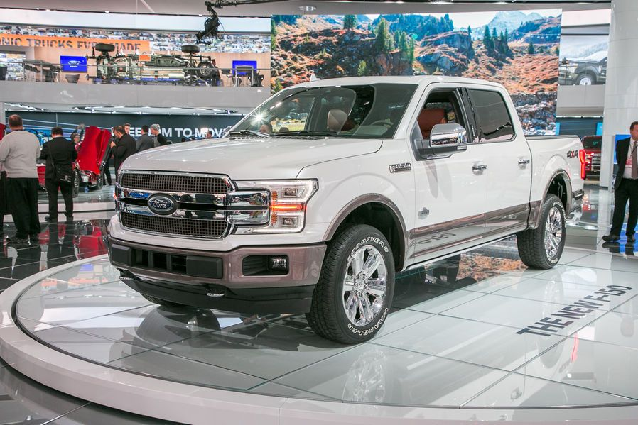 2018 F 150 King Ranch 2018 Ford F150 Ford Expedition