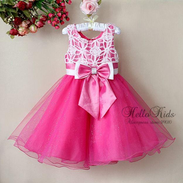 55a4099da7 vestido de festa infantil 8