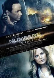 """The Numbers Station        The Numbers Station      The Numbers Station  Ocena:  5.60  Žanr:  Action Thriller  """"The code has never been compromised. Until now.""""When the moral values of a longtime wetwork black ops agent is tested during his last operation he receives an unfavorable psych evaluation. Now he is given a break and a seemingly uncomplicated assignment of simply protecting the security of a young female code announcer code resources and remote station they are assigned to. After…"""