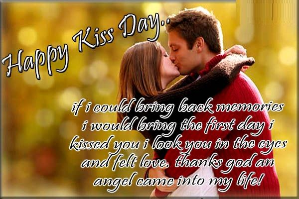 Happy Kiss Day Images With Wishes Kiss Day Messages Quotes And