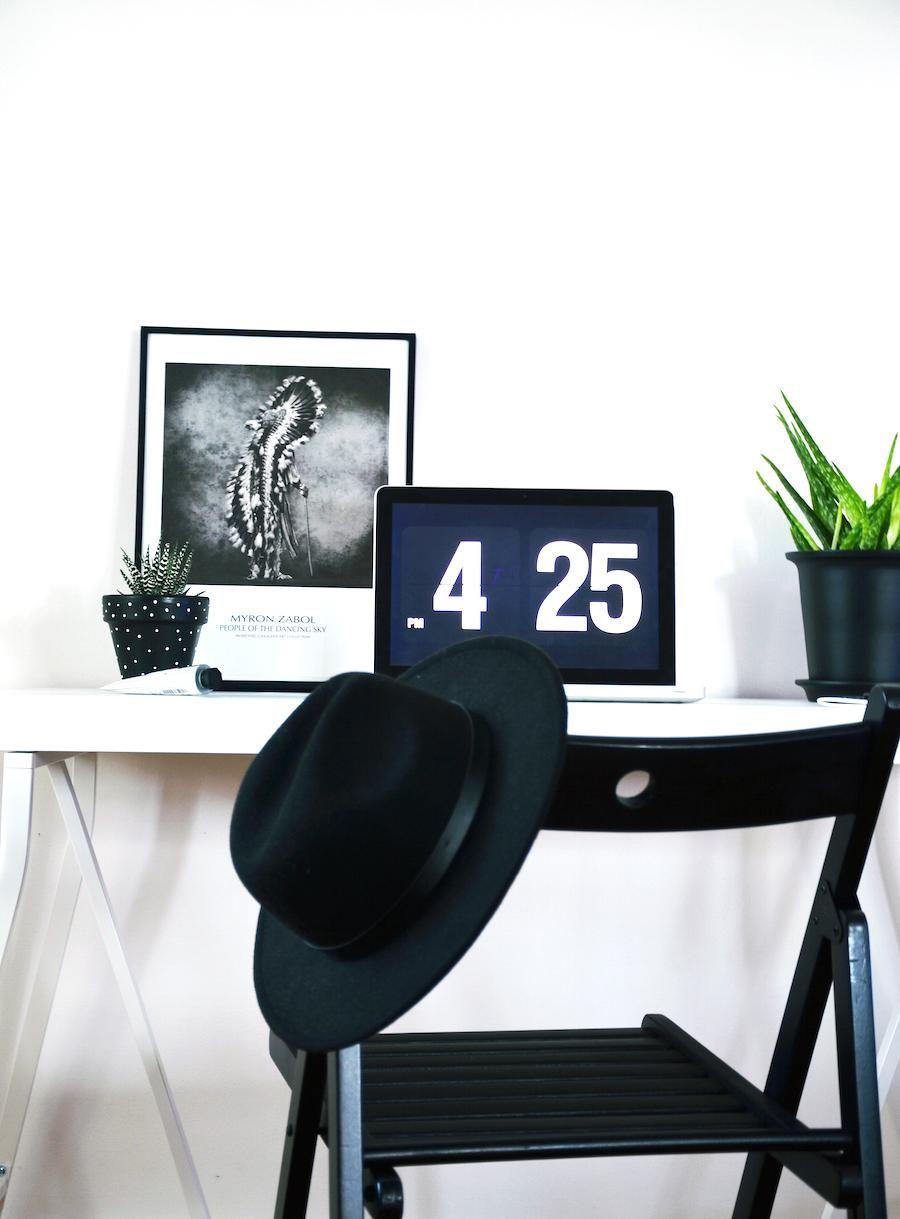 Streept's home office | Streept