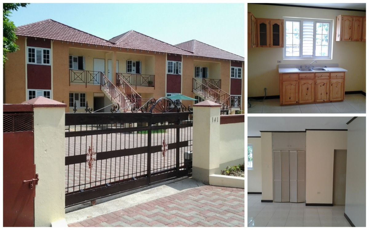 Kingston & St.Andrew Newly constructed 2 bedroom, 1 1/2
