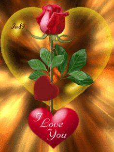 Imagenes-animadas-de-rosa-y-corazones-con-la-frase-I-love-you.gif (350×467)