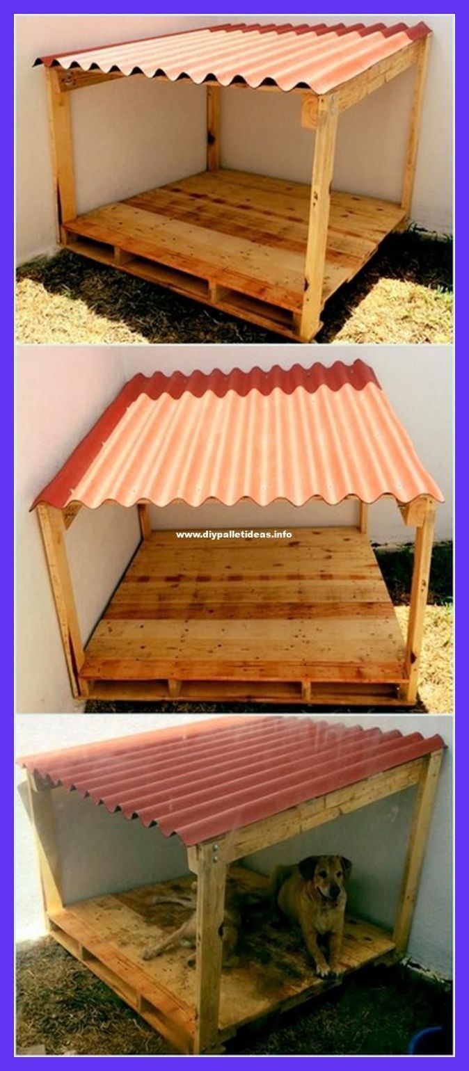 Most Recent Pics Backyard Outdoor Build Your Own Dog Kennel Pallet Dog House Most Recent Pics Backyard In 2020 Homemade Furniture Pallet Dog House Pallet Decor Outdoor dog house diy