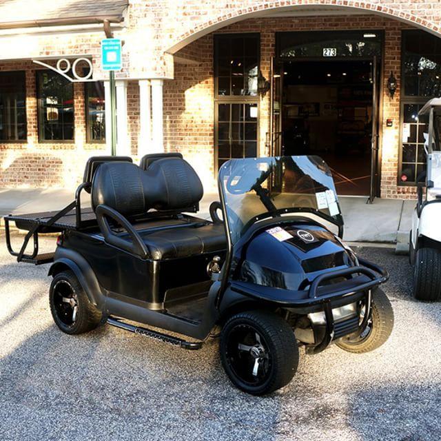 For Sale 2006 Gas Club Car Precedent Only 4 000 Black