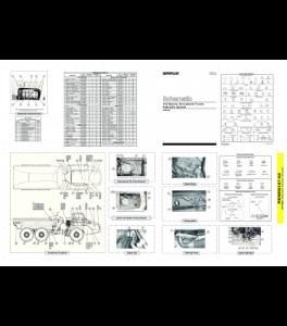 Best download cat caterpillar hydraulic schematic 740