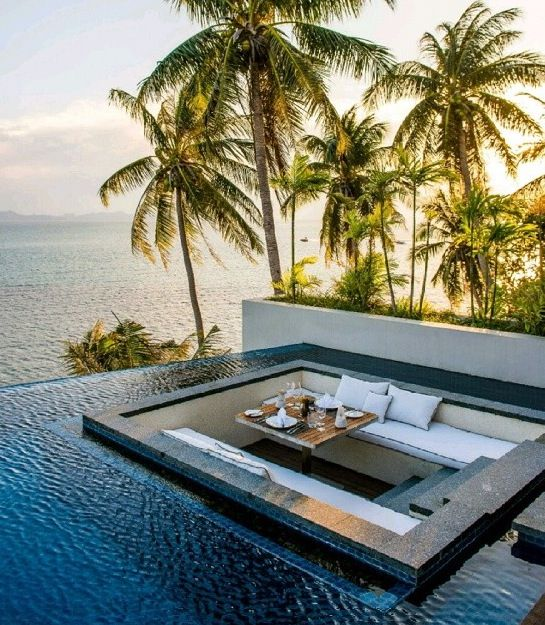 Pin By Azzedine Hakem On Take Me Away Dream Pools Pool Outdoor