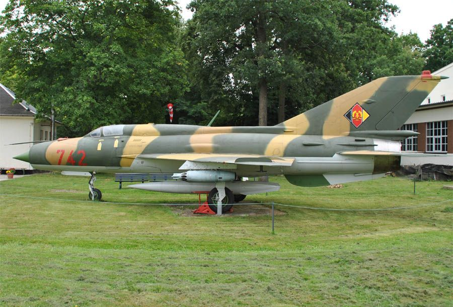 DDR MiG21 Mig 21, Fighter jets, Military aircraft