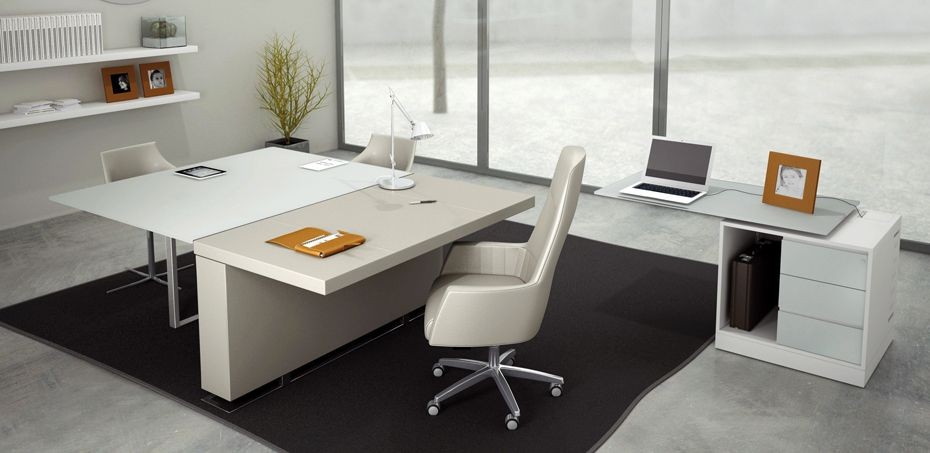 Office Desk Deck Team Leader By Estel