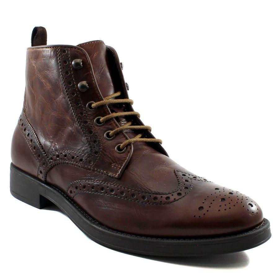 Ouistiti Marron shoes Blade 382a Spécialiste U6482e Geox Le qSwFOpB7x