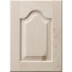 Astonishing Surfaces Raleigh 11 In X 15In Wood Unfinished Maple Arched Complete Home Design Collection Papxelindsey Bellcom