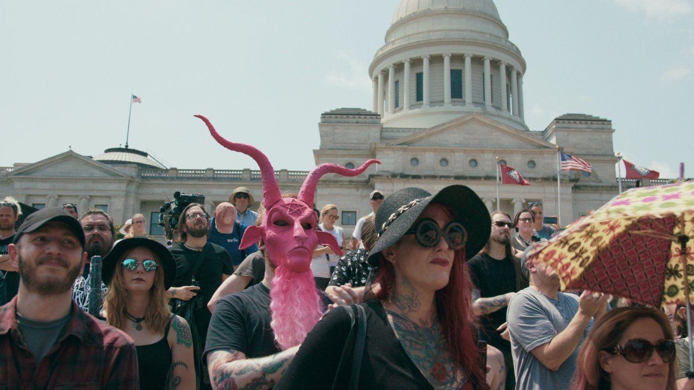 Imagen de Hail Satan?   Documentales, Nuevo orden mundial, Peliculas