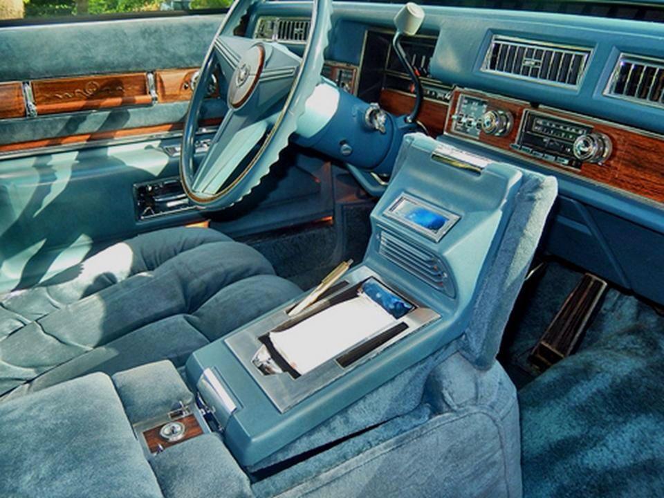 Pin on Great 70's Cadillac Interiors
