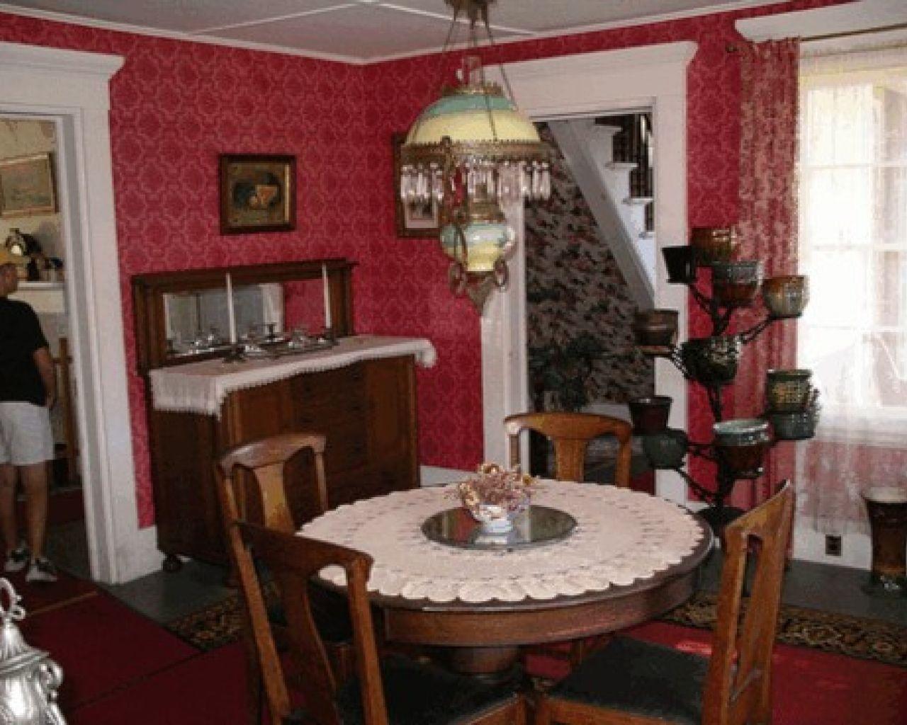 Victorian Home Interiors Decorating Ideas Living Room