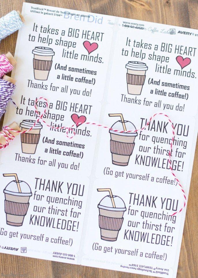 Free printable gift tag featuring fun coffee sayings gift ideas free printable gift tag featuring fun coffee sayings negle Choice Image