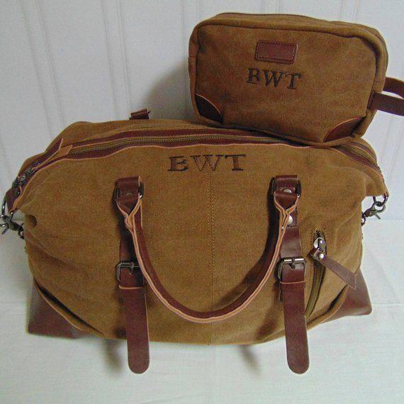 418b4be14bde 5 Groomsmen Traveler Duffle Bag
