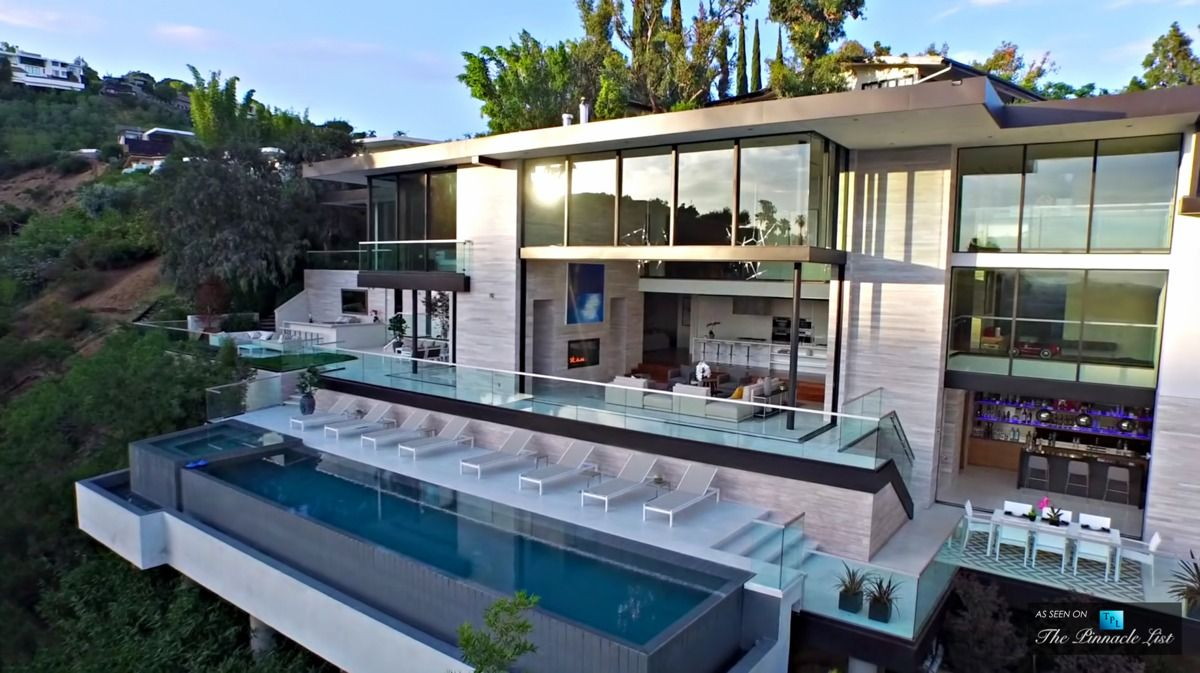 Wondrous A Modern California House With Spectacular Views Rockstyle Interior Design Ideas Clesiryabchikinfo