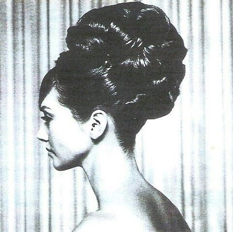 Nothing old about this updo