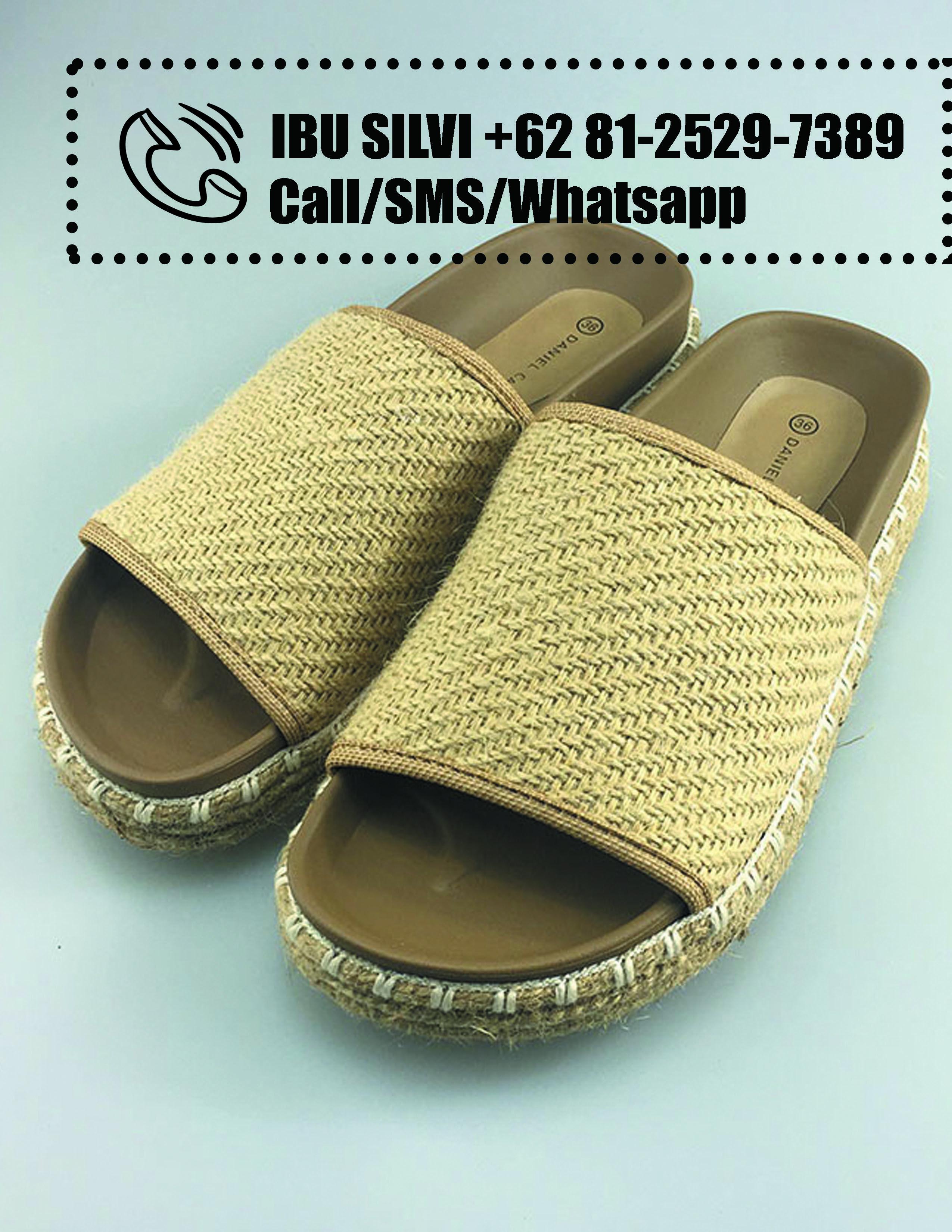 3be0a3d46 Pin by Distributor Sandal on Promo Termurah!! +62 812-5297-389 (TSEL)  Sandal Anyaman Murah Hotel Murah