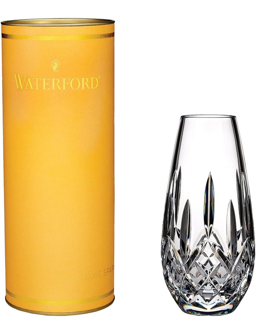 Waterford Giftology Lismore Honey Bud Vase David Jones Wedding