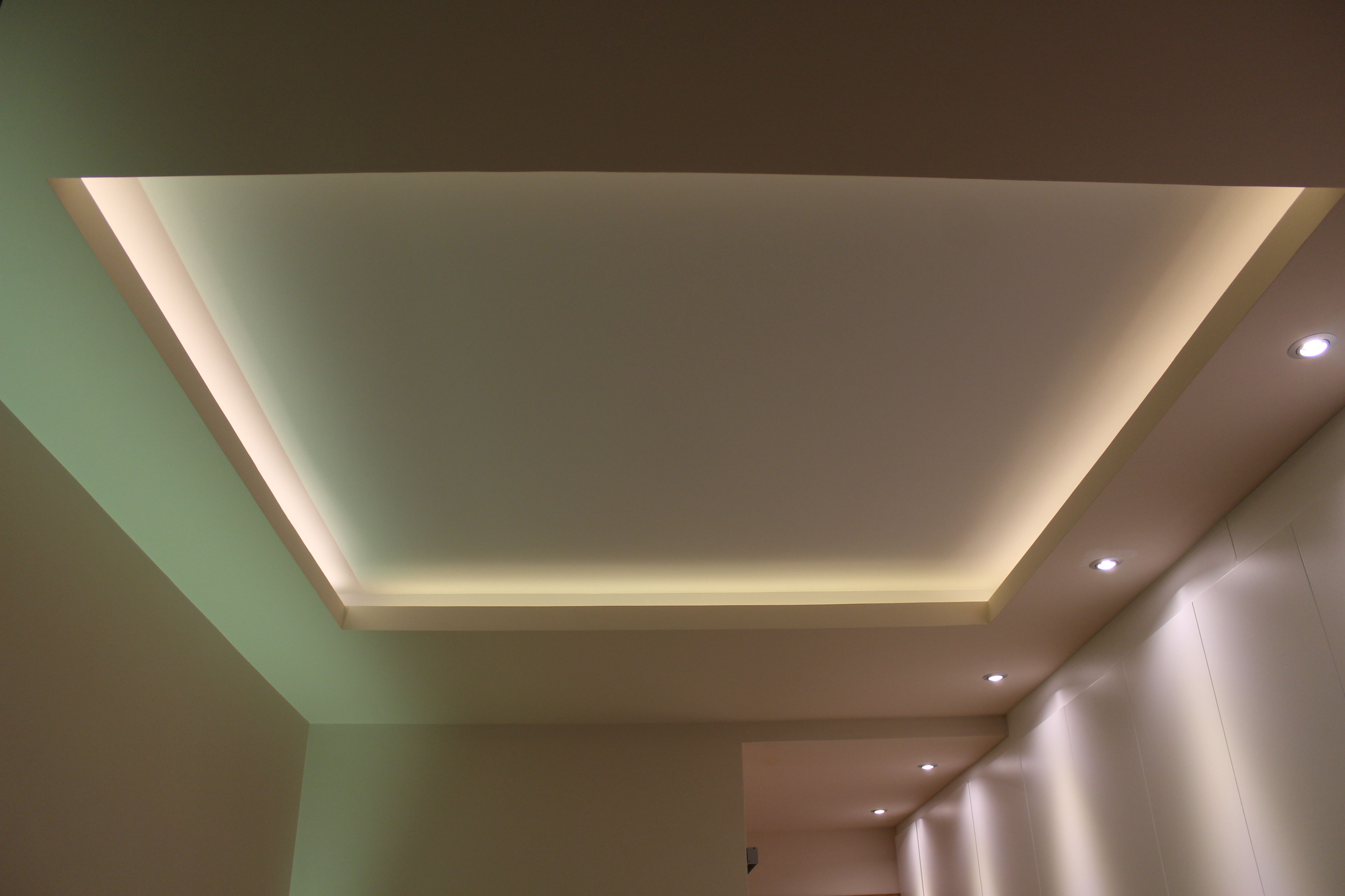 Pin en ideas para el hogar - Iluminacion indirecta led ...