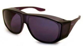 Solar Shield Square Lite Fits Over Sunglasses - Smoke - http://ridingjerseys.com/solar-shield-square-lite-fits-over-sunglasses-smoke/