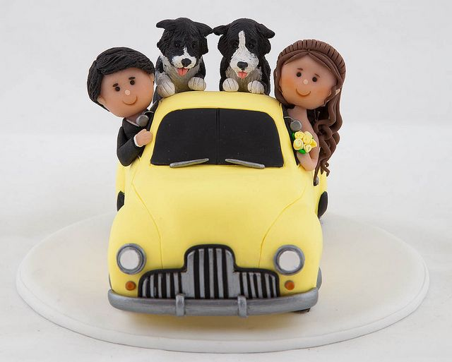 Ute Wedding Cake Topper | Ute, Wedding cake and Cake