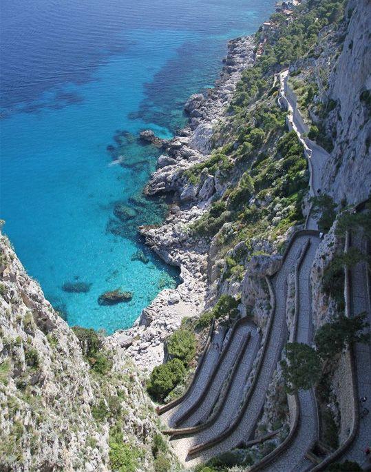 Wondeful Capri – Italy