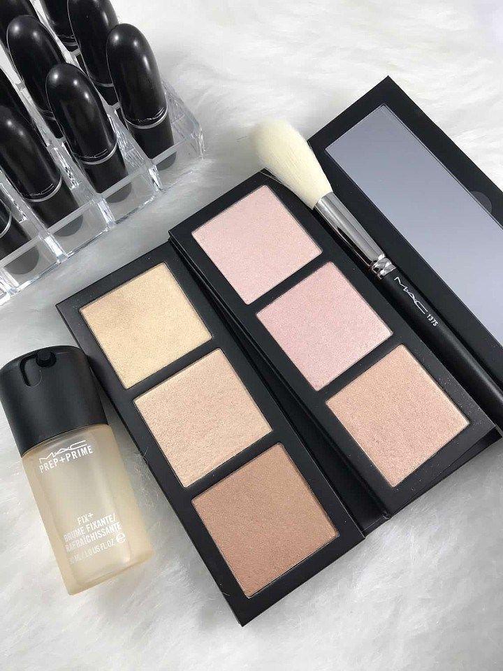 Pin De Mariam Guzman En Makeup Maquillaje Mac Mac Cosméticos Paletas De Maquillaje