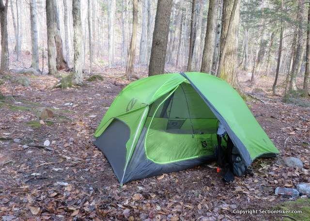 c200748cda56 Backpacker · Travel Backpack · NEMO Hornet 2P Ultralight Tent Review -  http   sectionhiker.com nemo