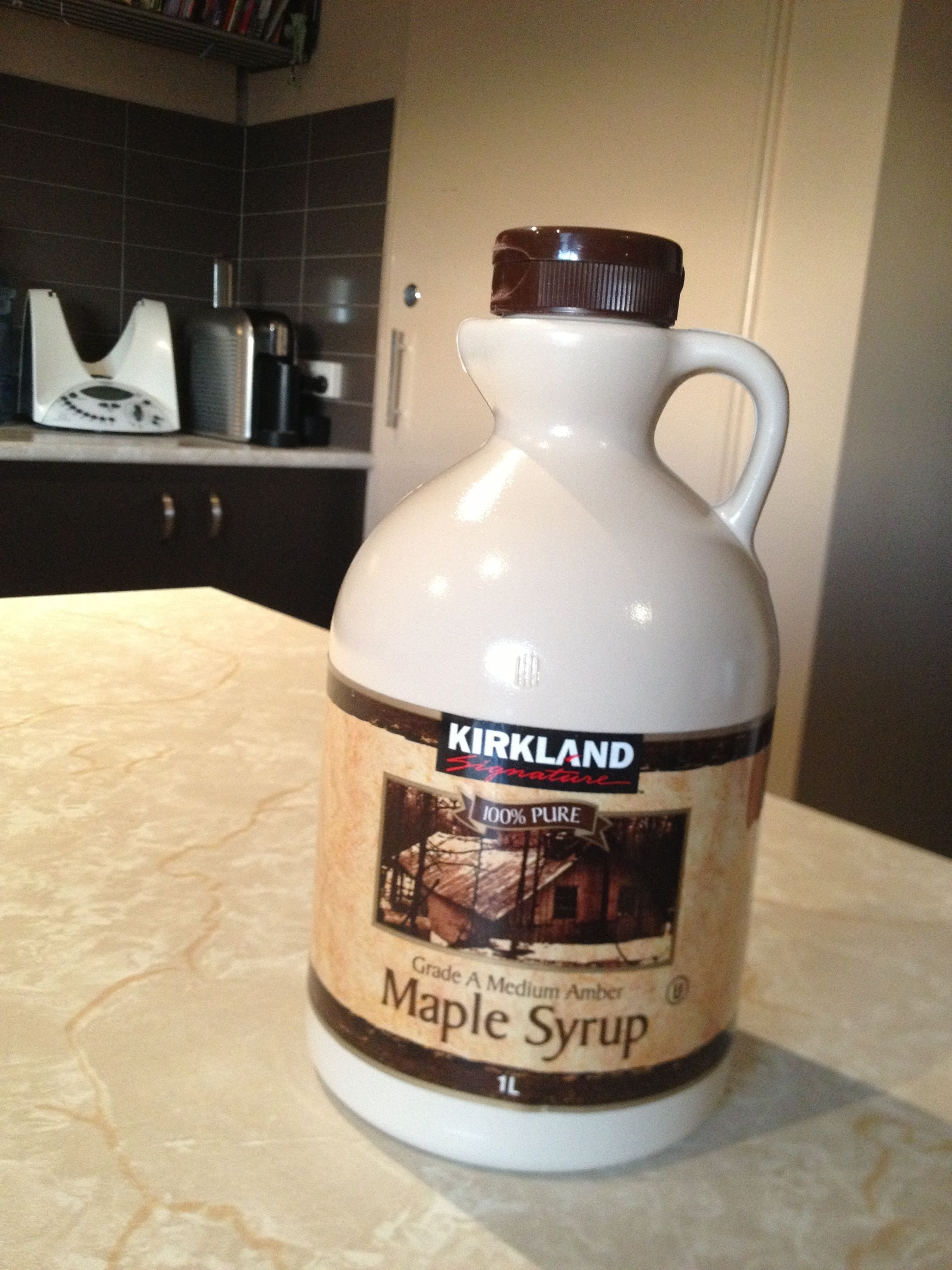 Kirkland 100 Pure Maple Syrup 1l 15 89 Costco Costco This Is