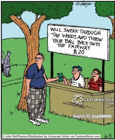 Funny Golf Pictures Humor : funny, pictures, humor, Cartoons, Comics, Funny, Pictures, CartoonStock, Quotes,, Humor,, Lessons